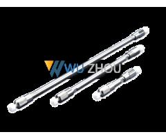 C8, Prep/semi-prep column, 10 µm, Reliasil, 100.0×21.2 mm, 1/pkg
