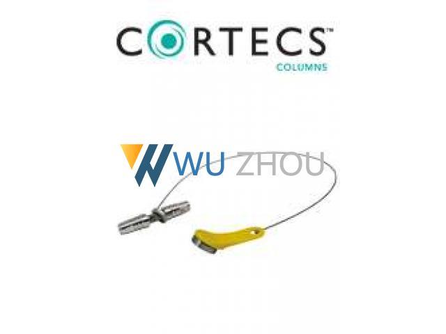 CORTECS UPLC C18 Column, 90Å, 1.6 µm, 2.1 mm X 30 mm, 3/pkg [176003146]